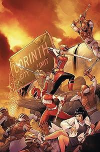 Mighty Morphin Power Rangers #27 Main Sg