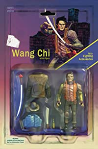 Big Trouble In Little China: Old Man Jack #9 Subscription Action Fig Var