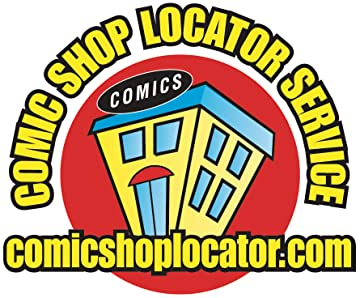 Comic Shop Locator Service Mail-order Yearly 2018