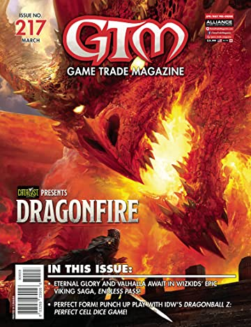 Game Trade Magazine Vol. 219