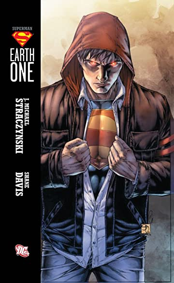 Superman: Earth One HC