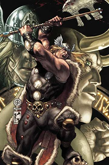 Thor: For Asgard #3 (of 6)