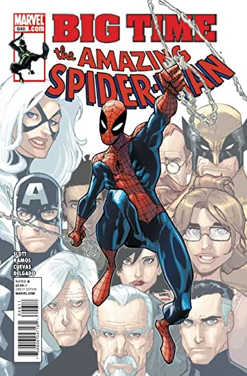 Amazing Spider-Man #648