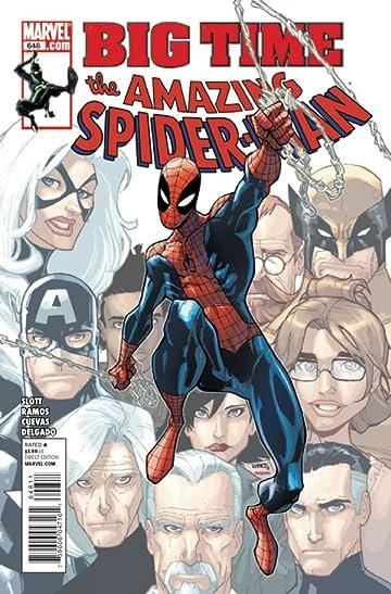 Amazing Spider-Man #648