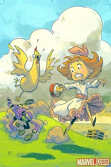 Ozma of Oz #1 (of 8) Shanower Var