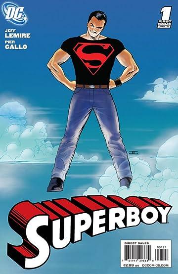 Superboy #1 Var Ed