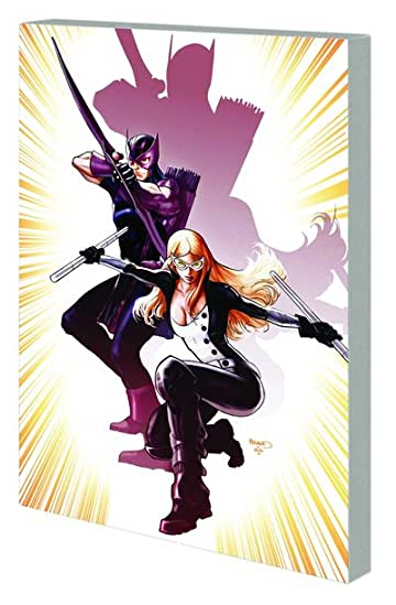 Hawkeye and Mockingbird: Ghosts TP