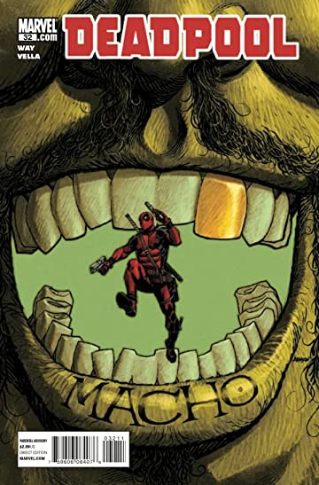 Deadpool Vol. 3 #32