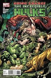 Incredible Hulks #623