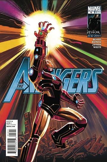 Avengers Vol. 4 #12