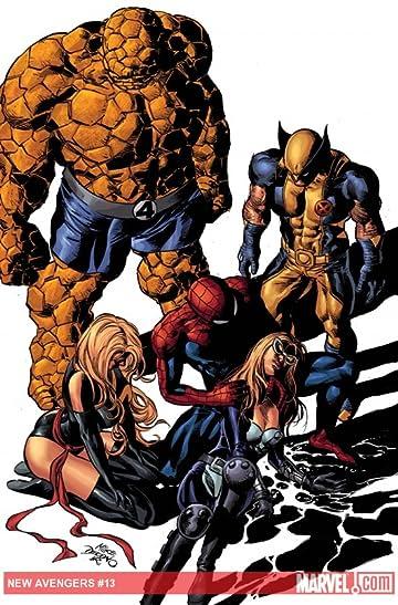 New Avengers Vol. 2 #13