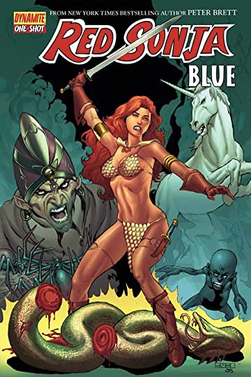Red Sonja: Blue (One-Shot)