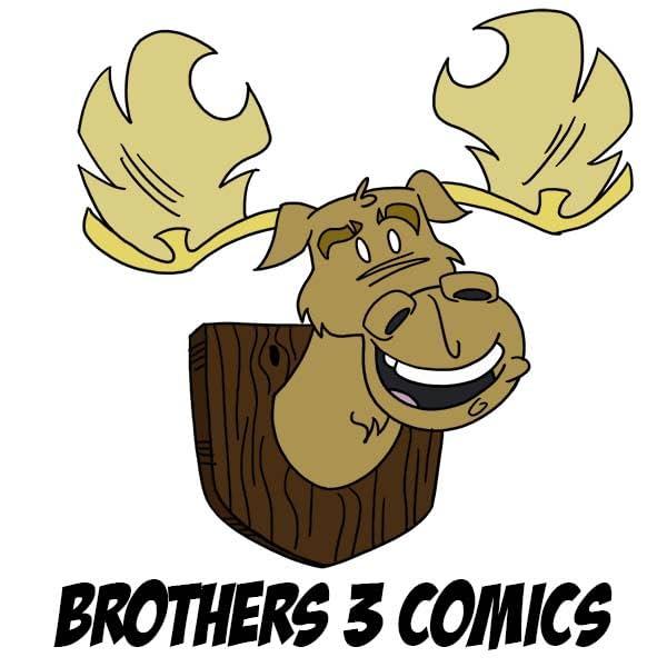 Brothers 3 Comics