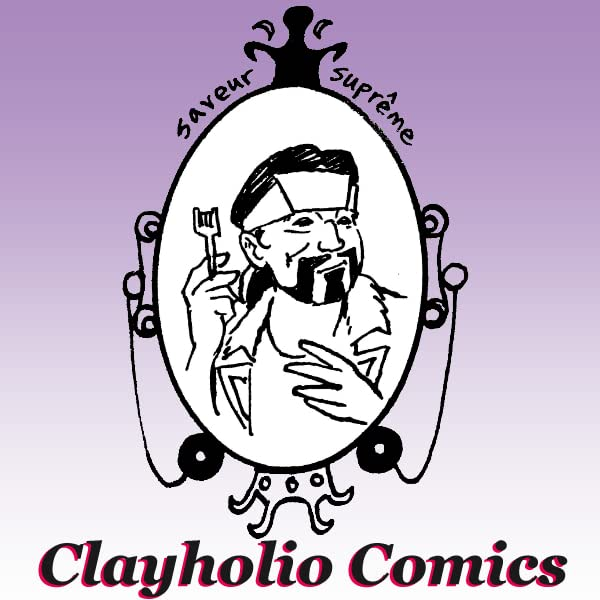 Clayholio Comics