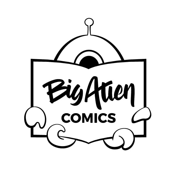 Big Alien Comics