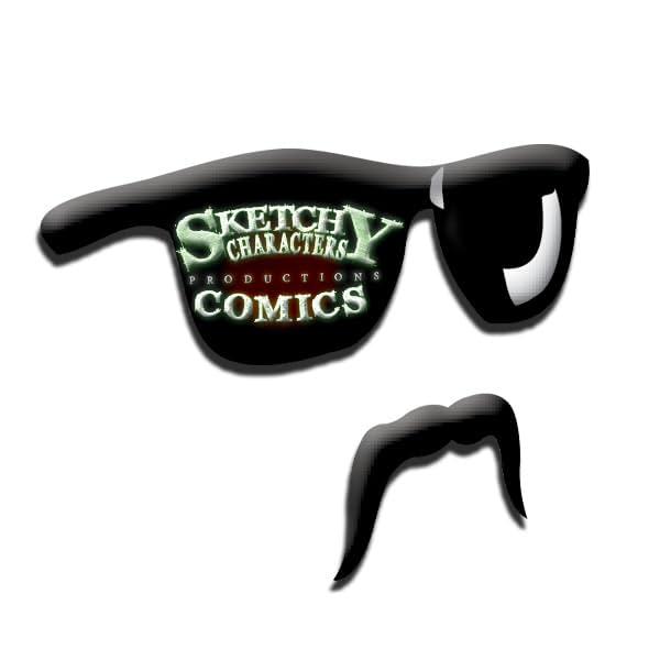 SKETCHY CHARACTERS COMICS