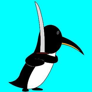 Katana Penguin Comics