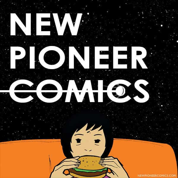 New Pioneer Comics