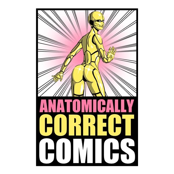 Anatomically Correct Comics