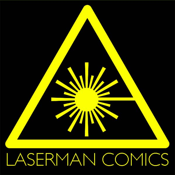 LASERMAN COMICS