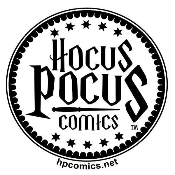 Hocus Pocus Comics