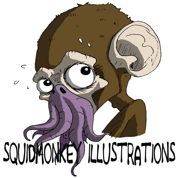 Squidmonkey Illustrations