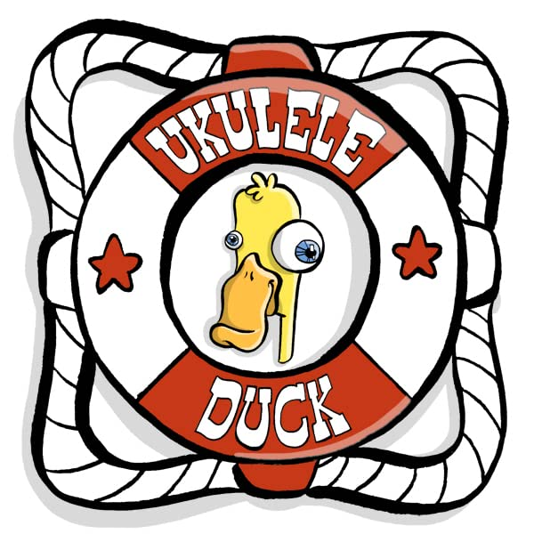 Ukulele Duck Comics