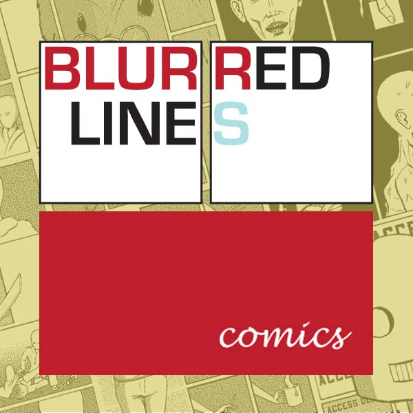 Blurred Lines Comics