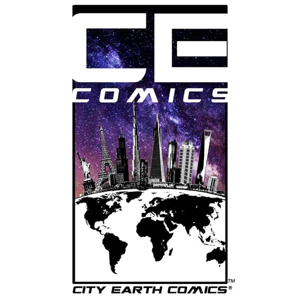 City Earth® Comics