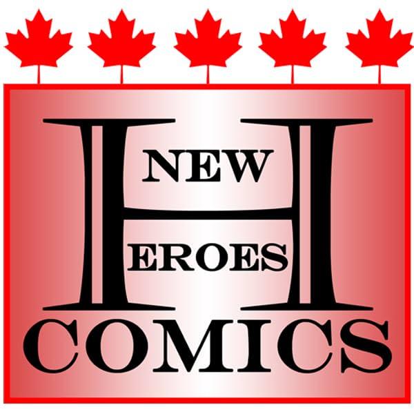 New Heroes Comics