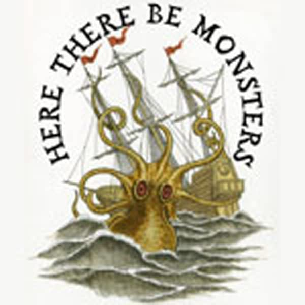Here There Be Monsters Press