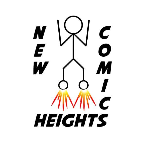 New Heights comics