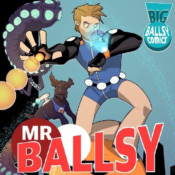 Big Ballsy Comics