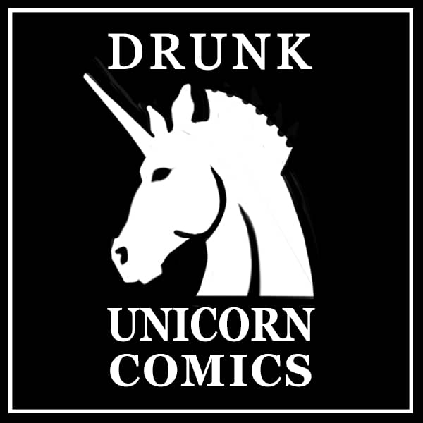 Drunk Unicorn Comics