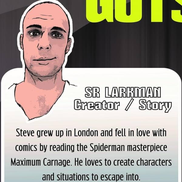 SR Larkman