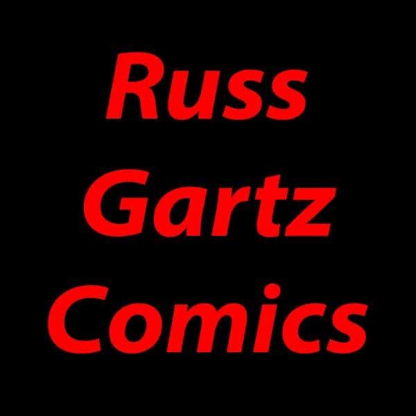 Russ Gartz Comics