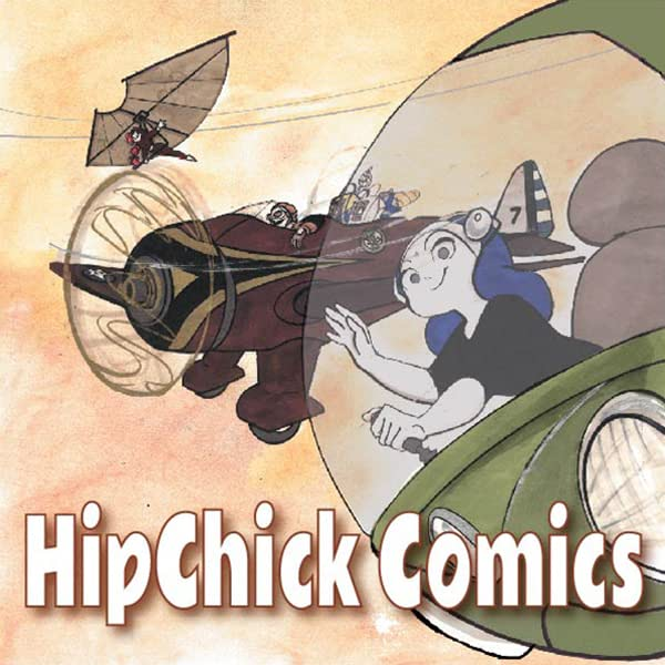 HipChick Comics