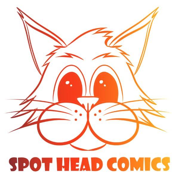 Spot Head Comics