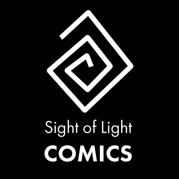 Sight Of Light Comics
