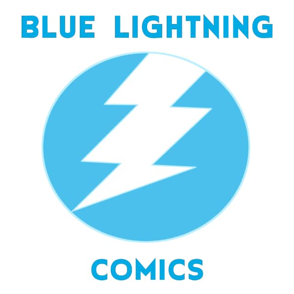 Blue Lightning Comics