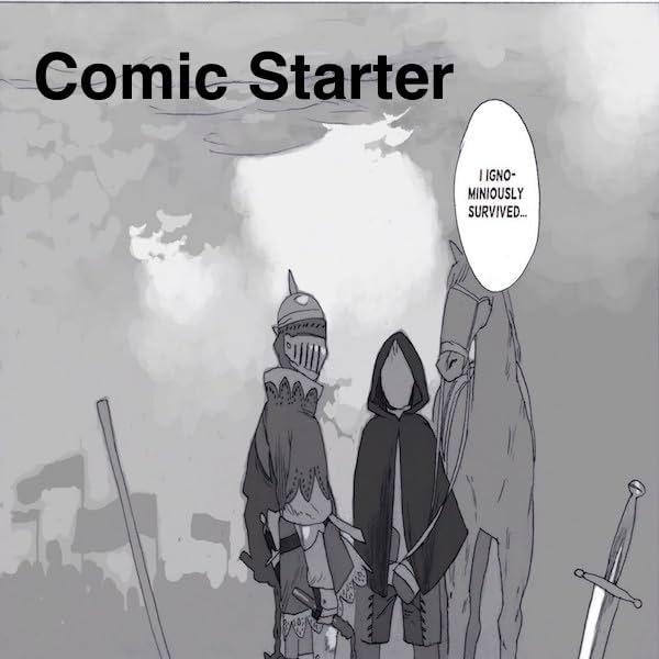 Comic starter