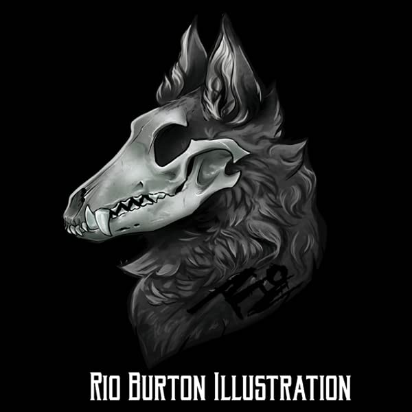 Rio Burton Illustration