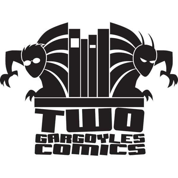 Two Gargoyles Comics