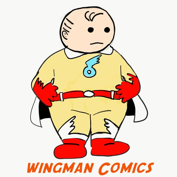 Wingman Comics