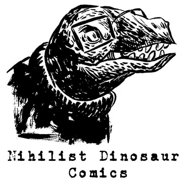 Nihilist Dinosaur Comics