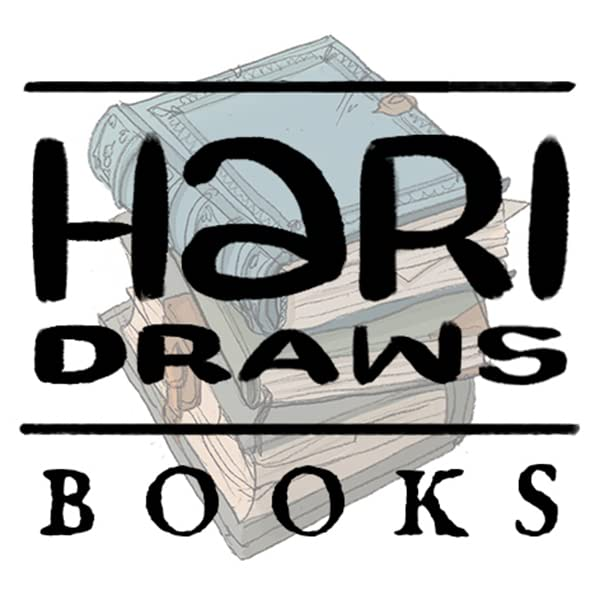 Hari Draws Books