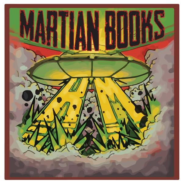 Martian Books