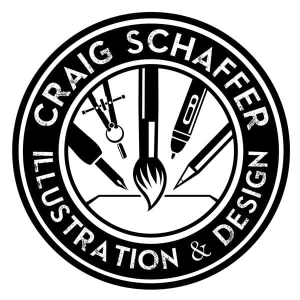 Craig Schaffer Illustration & Design