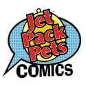 Jet Pack Pets Comics