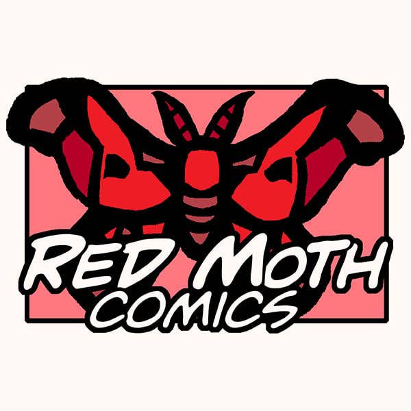 Red Moth Comics